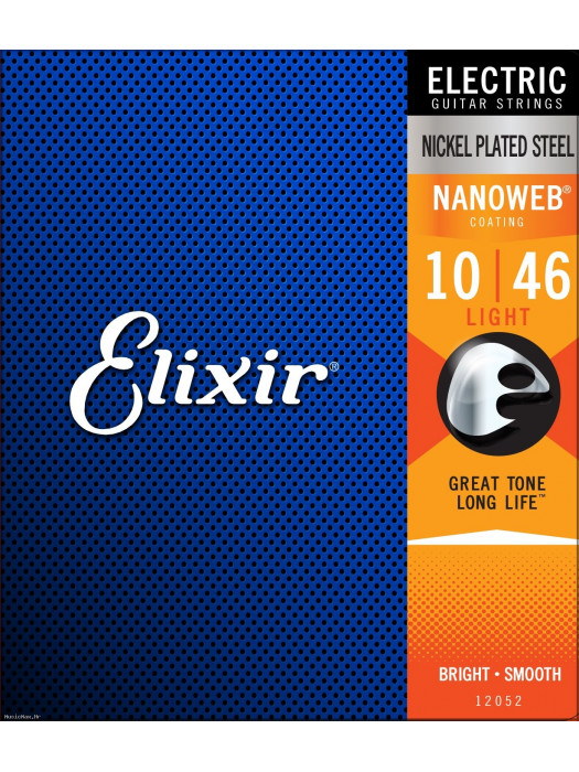 ELIXIR 10-46 LT NANOWEB ŽICE ZA EL. GIT.