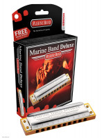 HOHNER 2005/20 Marine Band DELUXE B usna harmonika