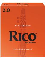 RICO RCA1020 JEZIČAK Bb KLAR. 2