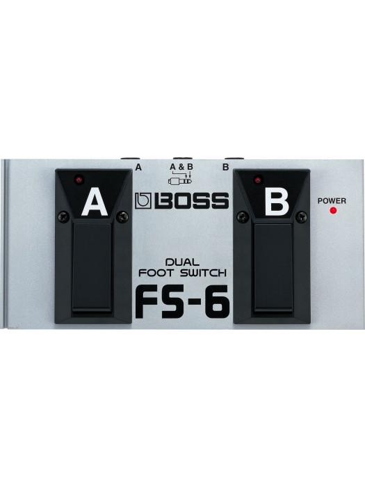 BOSS FS6 DUAL FOOTSWITCH gitarsko pojačalo