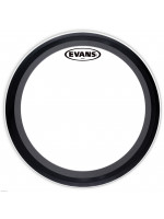 EVANS 18 EMAD COATED BASS DRUM
