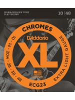 DADDARIO ECG23 ŽICE CHROMES X- LITE