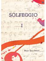 DZS SOLFEGGIO 1 udžbenik glazbene teorije