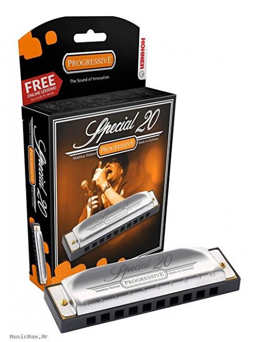 HOHNER 560/20 Special 20 C usna harmonika
