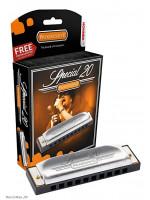 HOHNER 560/20 Special 20 F usna harmonika