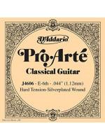 DADDARIO J4606 E6 HARD pojedinačna najlonska žica za klasičnu gitaru