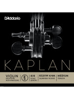 DADDARIO KAPLAN KS311W-B10 E 10 Pack Set 4/4 MEDIUM pojedinačna žica za violinu