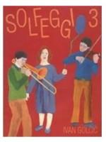 DZS SOLFEGGIO 3 IVAN GOLČIĆ udžbenik glazbene teorije