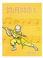 DZS SOLFEGGIO 5 IVAN GOLČIĆ udžbenik glazbene teorije