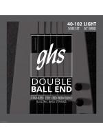 GHS 5600 BASS STRINGS DOUBLE BALLEND 40-102
