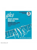 GHS 5L-DBB BASS STRINGS DOUBLE BALLEND 40-126