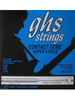 GHS L5200 CONTACT CORE BASS GUITAR STRINGS 040-100