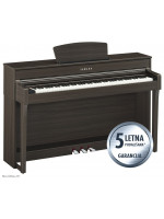 YAMAHA CLP-635DW DARK WALNUT PIANO