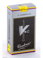 VANDOREN Bb CLARINET REED V12 3.5+