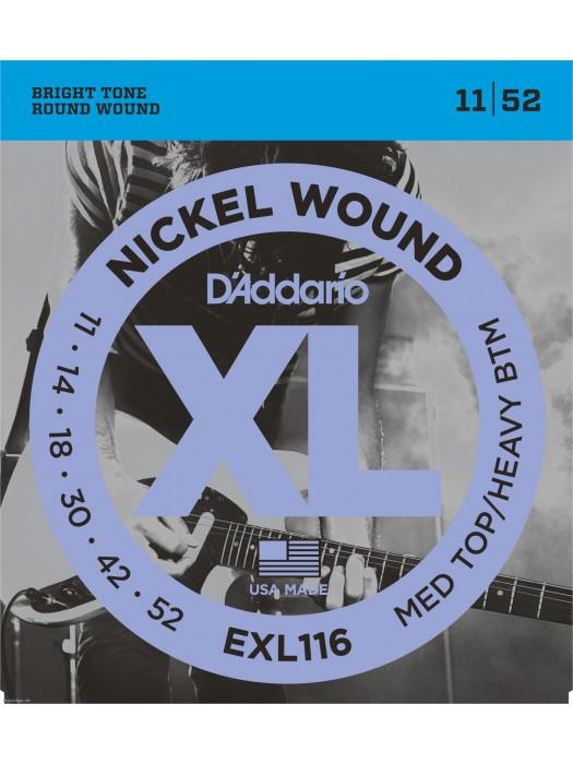 DADDARIO EXL116 11-52 žice za električnu gitaru