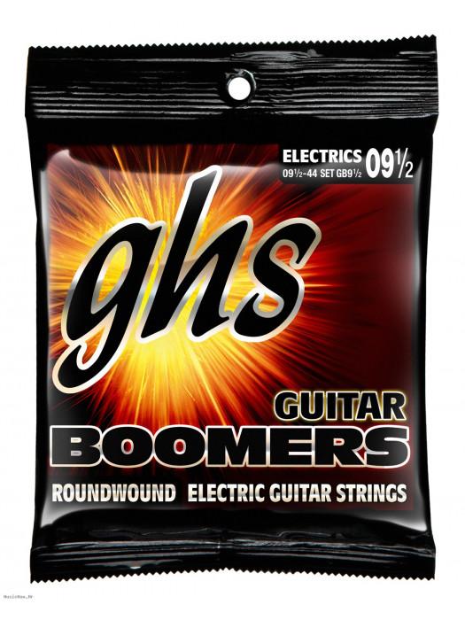 GHS GB9 1/2 E GUITAR STRINGS 9.5-44