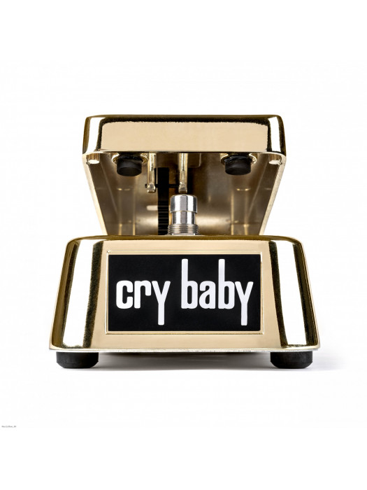 DUNLOP GCB95G GOLD CRYBABY PEDAL