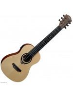 LAG TKT150E travel akustična gitara s torbom