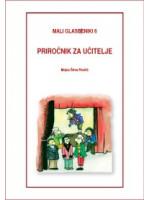 DZS PRIROČNIK MALI GLASBENIKI 6 udžbenik glazbene teorije
