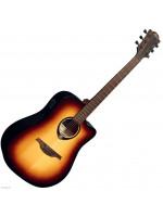 LAG T70DCE-BRB elektro-akustična gitara