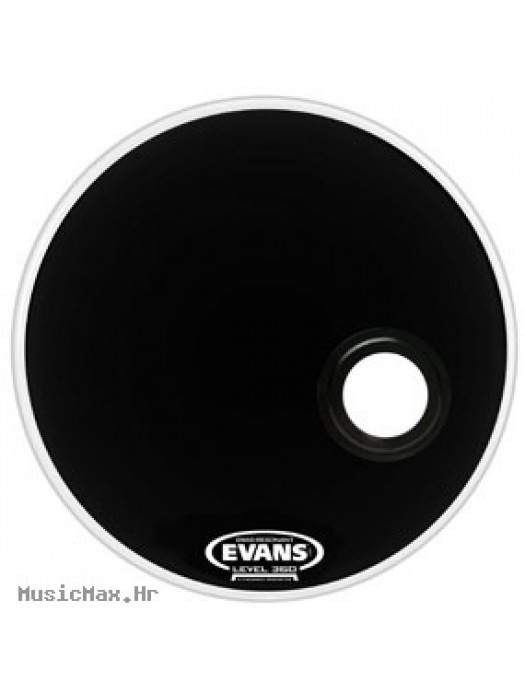 EVANS BD20REMAD RESONANT EMAD BASS 20 BLACK