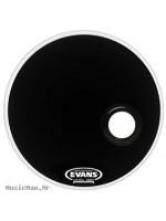 EVANS BD24REMAD RESONANT EMAD BASS 24 BLACK