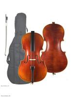 MAXTON MVC-1 violončelo - set