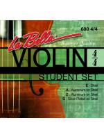 LA BELLA 680 4/4 žice za violinu