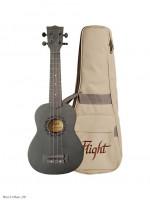 FLIGHT NUS310BB Blackbird BK sopran ukulele s torbom