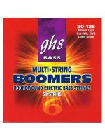 GHS 6ML-DYB BOOMERS ŽICE ZA 6-ŽIČANU BAS GITARU 30-125
