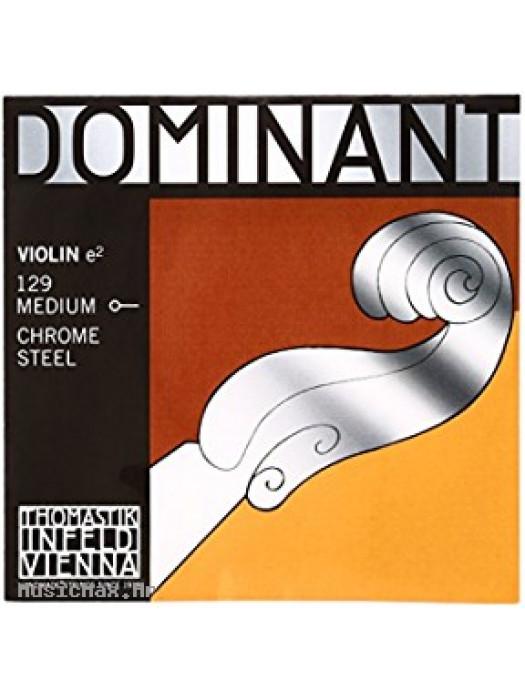 THOMASTIK 129 Dominant E 4/4 pojedinačna žica za violinu