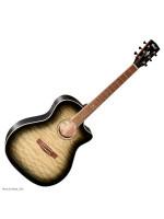 CORT GA-QF TBB elektro-akustična gitara