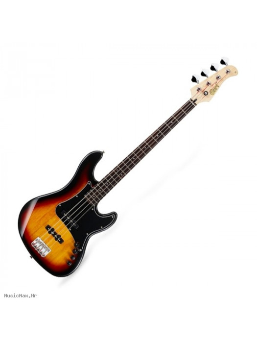CORT GB34JJ 3TS bass gitara