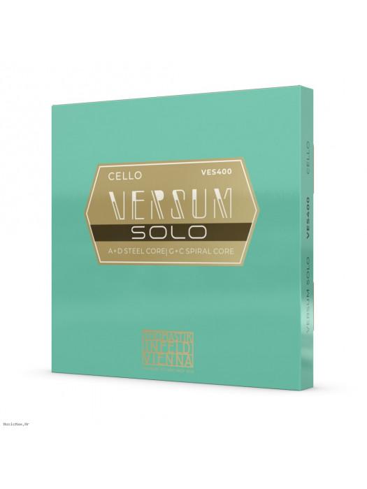 THOMASTIK VES400 Versum Solo 4/4 žice za violončelo