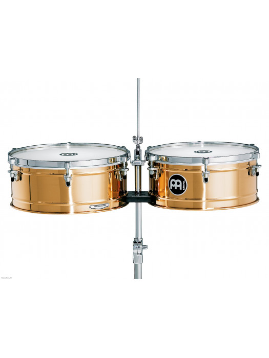 MEINL BT1415 ARTIST PROFESIONAL TIMBALE 14˝ 15˝ SET talking drum