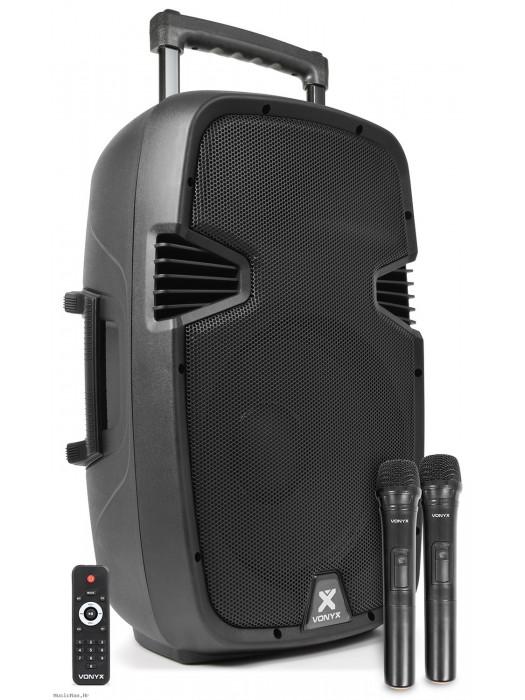 VONYX SPJ-PA912 500W prijenosno ozvučenje