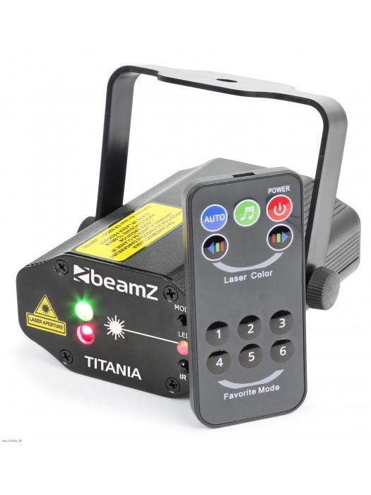 BEAMZ Titania Double laser