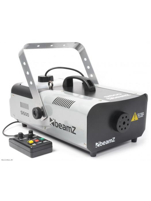 BEAMZ S1500 DMX dim mašina