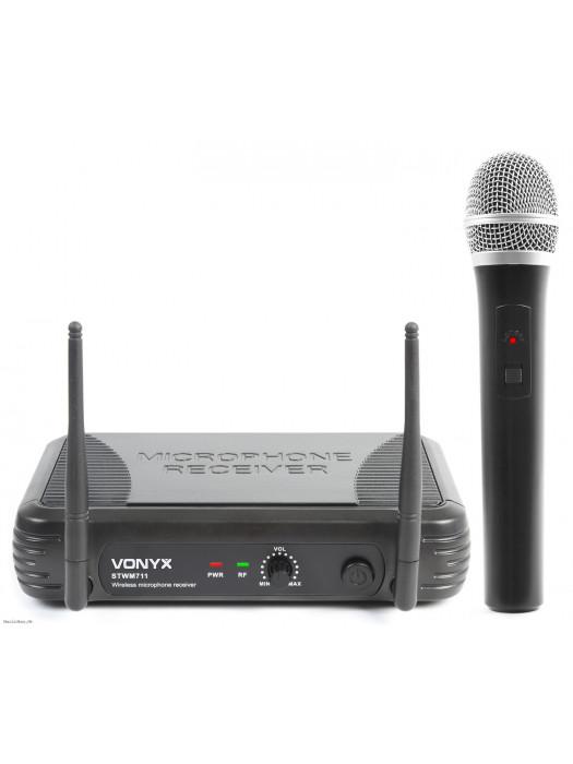 SKYTEC STWM711 VHF bežični ručni mikrofon