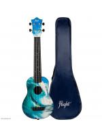 Flight TUSL25 Surf travel ukulele s torbom