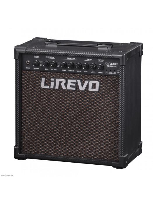 LIREVO AMPS TOKEN 15 15w gitarsko pojačalo