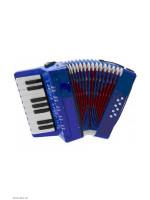 GOLDENCUP UC104 BLUE harmonika