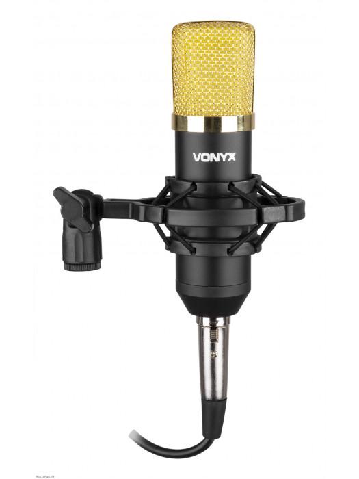 VONYX CM400 STUDIO COND. MICROPHONE GOLD