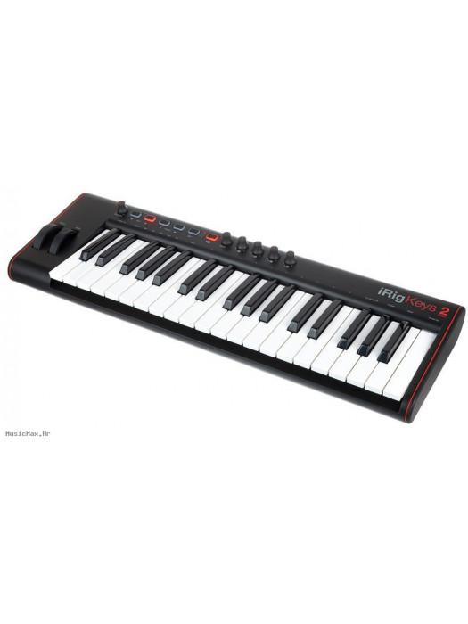 IK MULTIMEDIA iRIG KEYS 2 PRO MIDI CONTROLLER