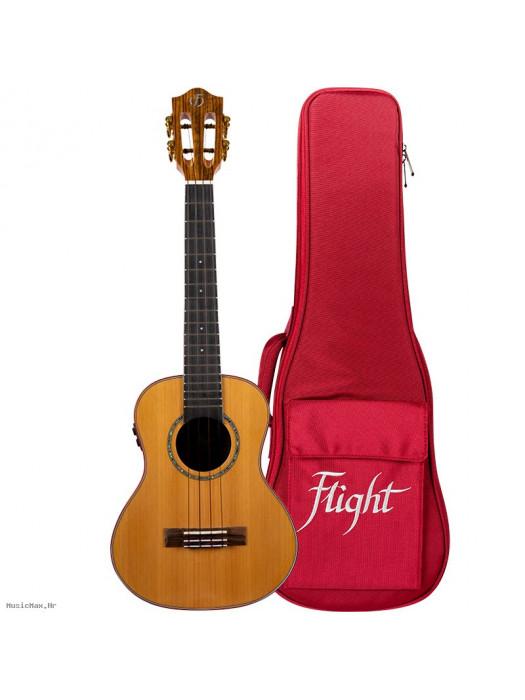FLIGHT Diana TE Soundwave tenor ukulele s torbom