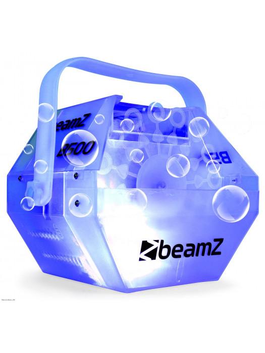 BEAMZ B500LED MEDIUM LED RGB Bubble Machine