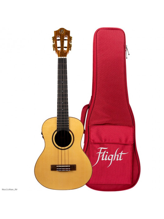 FLIGHT Sophia TE Soundwave NAT tenor ukulele s torbom