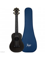 FLIGHT TUC35 Travel BLK travel ukulele s torbom