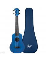FLIGHT TUC35DB BLUE travel ukulele s torbom
