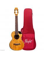FLIGHT UKULELE Fireball EQ-A tenor ukulele s torbom